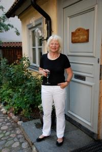 Margita Björklund, Foto: Lisa Björklund