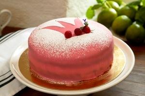 Prinsesstårta för en Drottning.
