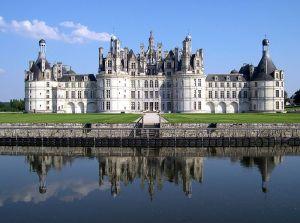 Chateau de Chambord, Foto: WikiCommons.