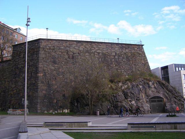 Carolus XI Rex  vid Esperantoplatsen Foto - Wikimedia Commons.