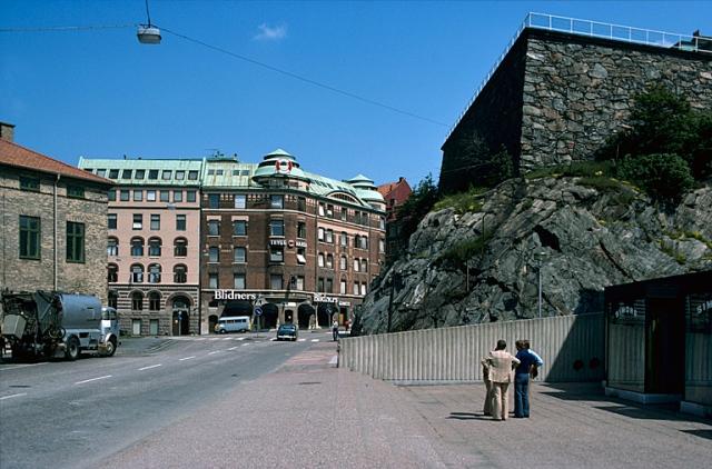 Carolus XI Rex, Foto: Pål-Nils Nilsson, RAÄ 1977.