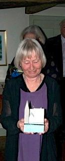 Gudrun Lönnroth och Kulturföreningen Otterhällans pris för 2015