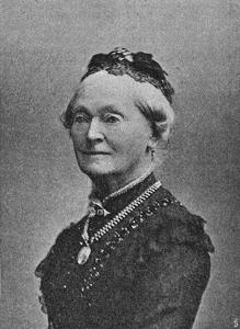 Emily Nonnen, 1812-1905